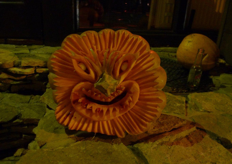 Halloween din Castle Bran