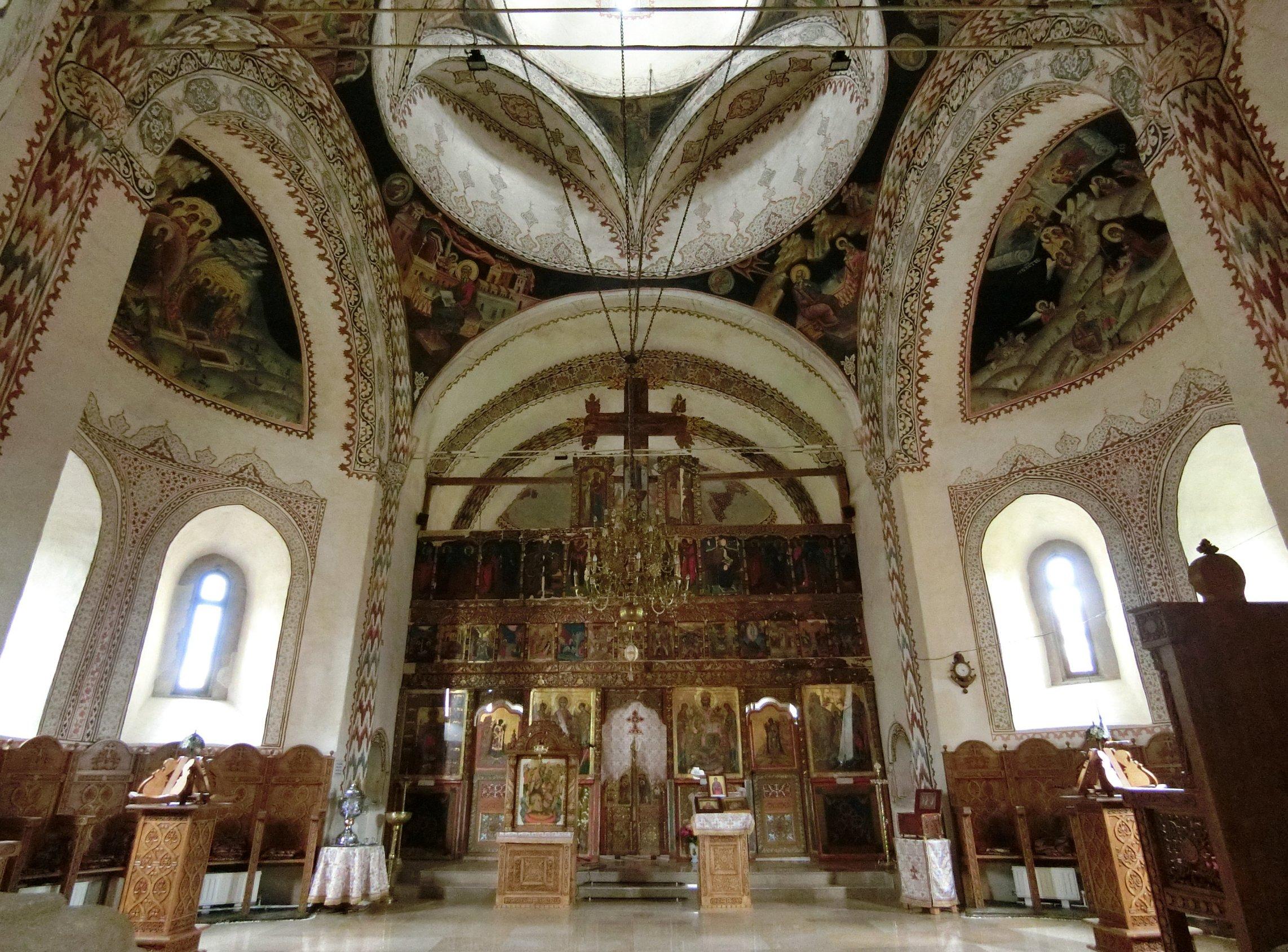 Mănăstirea Stelea